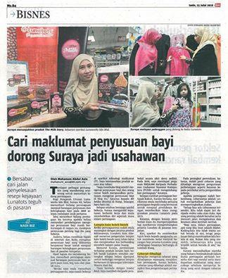 Suraya Ali usahawan