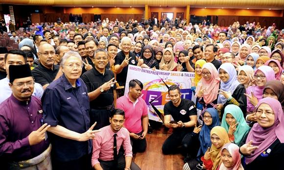 Pelancaran VEST Malaysia