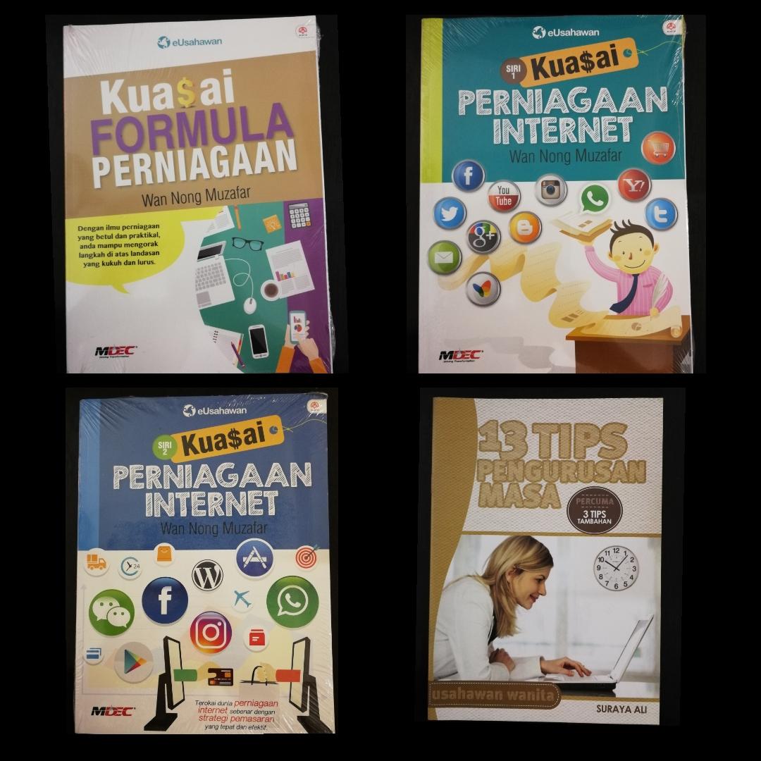 Buku asas perniagaan online